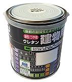 ロックペイント 油性・つや有ウレタン建物用塗料 きいろ 0.7L H06-1612-03