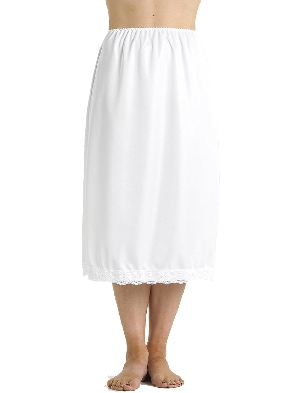 Slenderella Kayser Taillenslip Spitze in Weiß, Länge 30″ KB701 günstig online kaufen