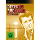 "Detektiv Rockford - Staffel 6 [3 DVDs]von ""James Garner"""