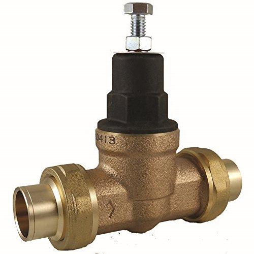 cash acme 23807 0045 eb45 dsb 1 2 inch direct sharkbite pressure regulating valve lead free plumb. Black Bedroom Furniture Sets. Home Design Ideas