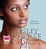 Lesley Pearse Georgia (unabridged audio book)