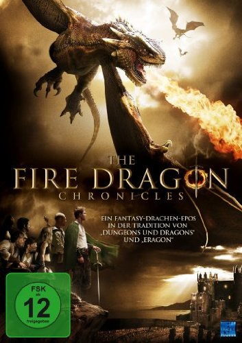 THE FIRE DRAGON CHRONICLES [IMPORT ALLEMAND] (IMPORT) (DVD)