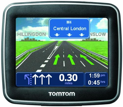 TomTom Start Classic Sat Nav with UK and Western European maps