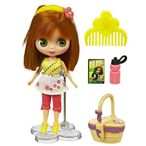 Littlest Pet Shop Blythe Doll Set Outdoor Afternoon
