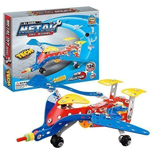 easy-gift-jet-aircraft-metal-models-block-kits-construction-set-educational-toy-gifts-for-kids124-pc