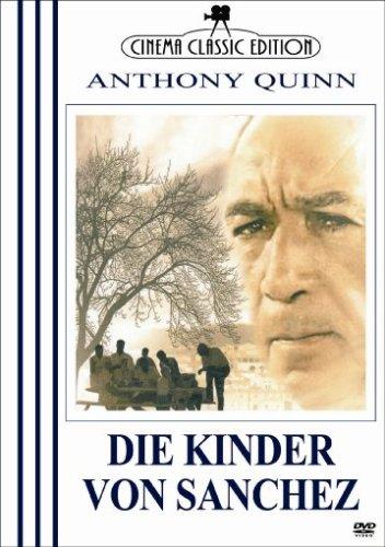 Die Kinder von Sanchez - Anthony Quinn *Cinema Classic Edition*