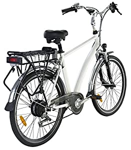Yukon Trails Xpolrer Sport Hybrid Electric Bike
