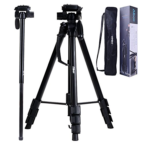 Albott-70-Inch-Digital-SLR-Camera-Aluminum-Travel-Portable-Tripod-Monopod-with-Carry-Bag