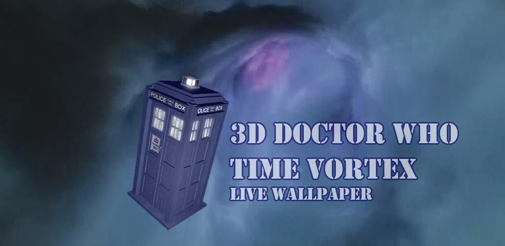 Time Vortex Wallpaper Time Vortex Lwp Appstore