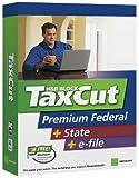 H&R Block Taxcut 2006 Premium Federal + State + Efile
