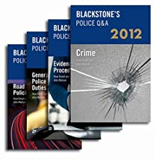 Blackstones Police Q and A by Huw Smart