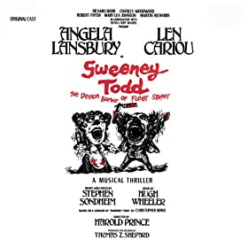"""Wigmaker Sequence; The Ballad of Sweeney Todd: """"Sweeney'd waited too long before""""; The Letter"""