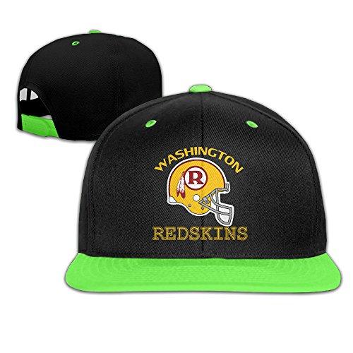 Amone Washington Redskin Youth Trucker Baseball Cap Snapback Cap KellyGreen (Hobbit Popcorn compare prices)