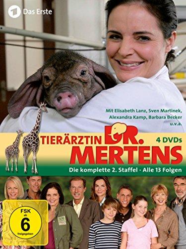Tierärztin Dr. Mertens - Die komplette 2. Staffel [4 DVDs]