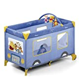 Disney Dream N Play Travel Cot Pooh Bus