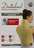Dreamland Size 52 x 38 cm Thermo Therapy Neck and Back Heated Wrap