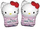 Offiziell lizensierter ORIGINAL Hello Kitty Schwimmflügel Weiß - lizensierter Hello Kitty Fanartikel