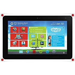 "Fuhu nabi XD 10.1"" Capacitive Touch Android Tablet for Tweens"