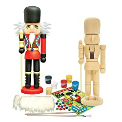 Nutcracker Guardsman Wood Paint Kit