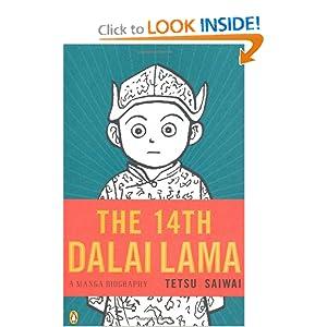The 14th Daili Lama - Tetsu Saiwai