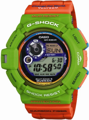 [Casio] CASIO watch G-SHOCK G Shock Love The Sea And The Earth T...