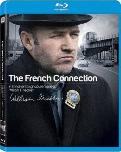 Blu-ray : The French Connection (Widescreen, AC-3, Digital Theater System, Dolby, )