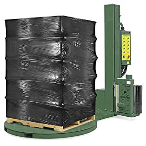 uline shrink wrap machine