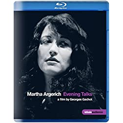 Martha Argerich - Evening Talks [Blu-ray]