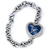 MLB Women's MH-DET Heart Collection Detroit Tigers Watch