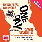One Day Audiobook by David Nicholls Narrated by Anna Bentinck
