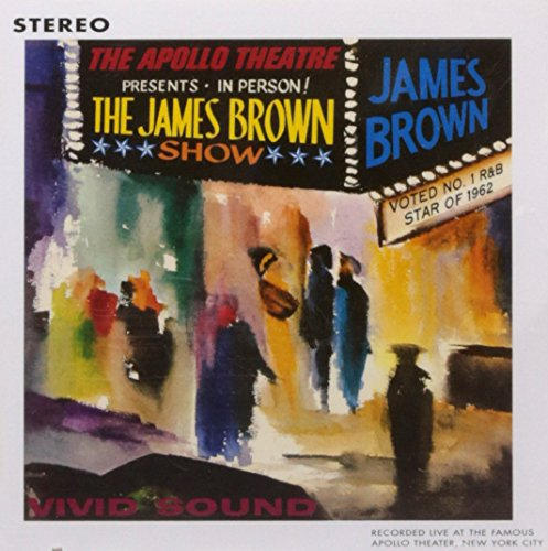 James Brown - Live At The Apollo 1962 - Zortam Music