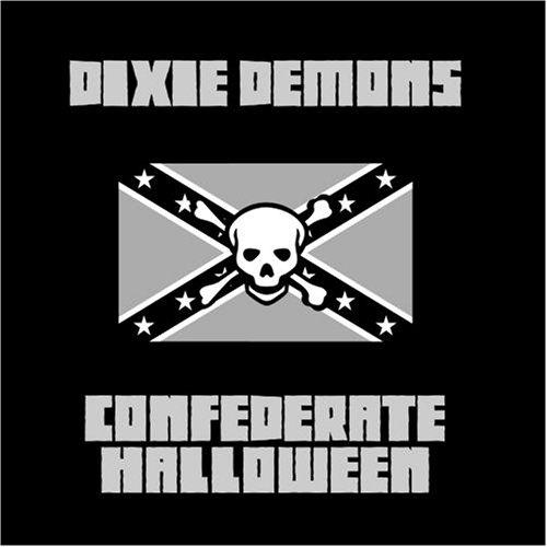 Original album cover of Confederate Halloween by Pennrose Media