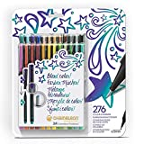 Chameleon Art Products, Bold Colors Fine Liner Pens - Set of 24 (Color: Bold Colors, Tamaño: Set of 24)