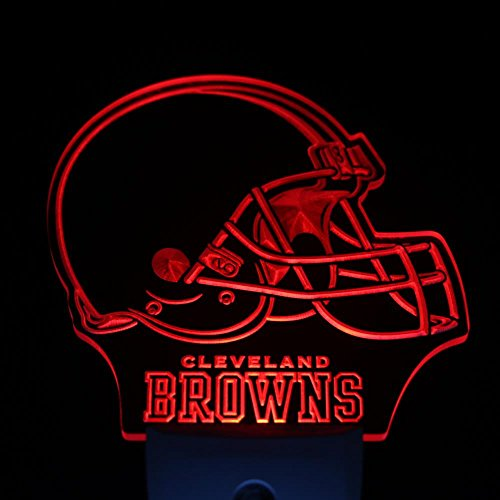 Cleveland Lighting Stores: Cleveland Browns Night Light, Browns Night Light, Browns
