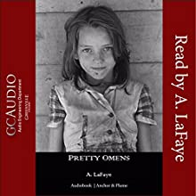 Pretty Omens Audiobook by A. LaFaye Narrated by A. LaFaye