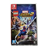 LEGO MARVEL SUPER HEROES 2 Nintendo Switch - in English (with English or Chinese sub-titles)Chinese