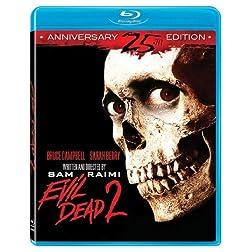 Evil Dead 2 (25th Anniversary Edition) [Blu-ray]