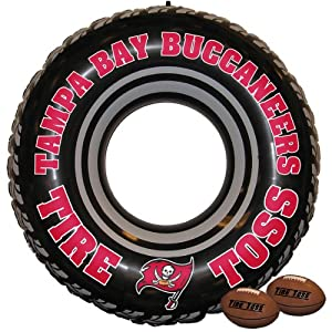 NFL Tampa Bay Buccaneers Tire Toss Game by Fremont Die