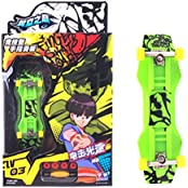 Professional Skidproof Finger Skateboard Creative Novelty Toys, Speed