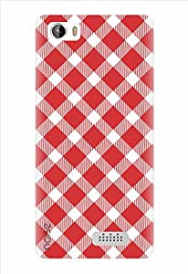 Designer Printed Mobile Back Cover & Case For Intex Aqua Trend - By Noise