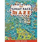 The Great Race Maze [Hardcover]