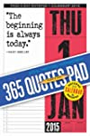 365 Quotes Page-A-Day Notepad and 201...