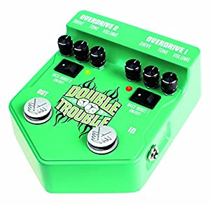 Visual Sound V2DT Double Trouble Pedal