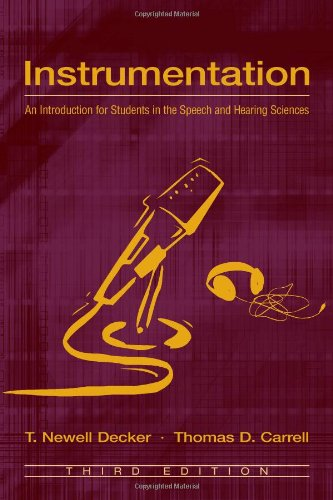 Instrumentation: An Introduction for Students in the...
