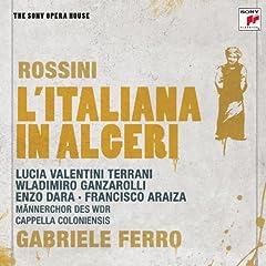 Rossini: L'Italiana in Algeri - The Sony Opera House