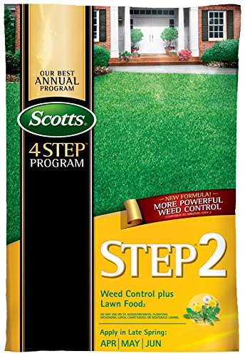 scotts-34161-15000-sq-ft-step-2-weed-control-plus-lawn-food-2-fertilizer-45-lb