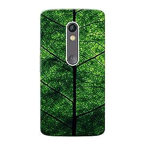 Mobile Back Cover For Motorola Moto X Play (Printed Designer Case)