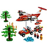 LEGO City 4209: Fire Plane