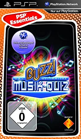 BUZZ! - Das ultimative Musik-Quiz  [Essentials]