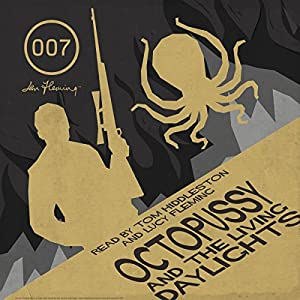 Octopussy and the Living Daylights and Other Stories (with Interview) Audiobook